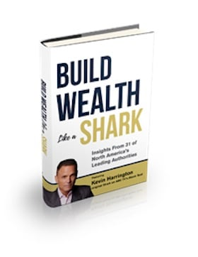 Build Wealth Like a Shark - Book Cover