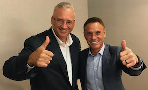 Mark Sherwin and Kevin Harrington - Head and Elbow Crop